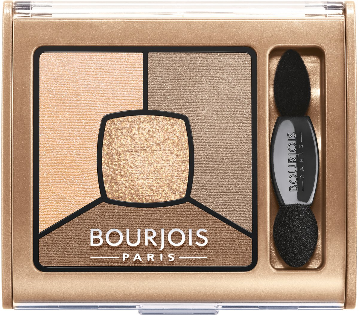 Bourjois Smoky Stories Oogschaduwpalette - 13 Quatuor