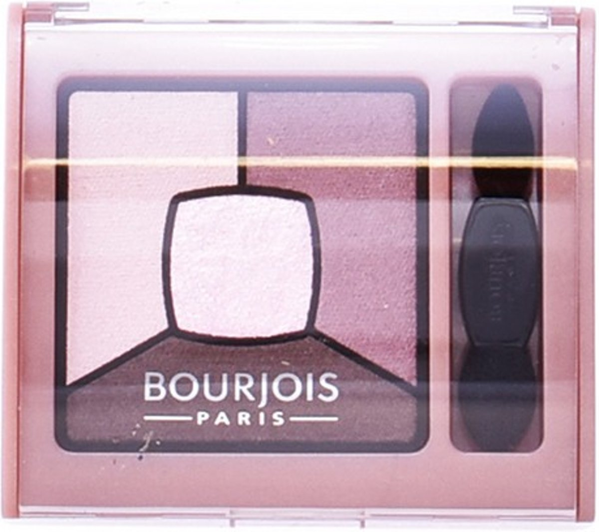 Bourjois Smoky Stories Quatuor Oogschaduw - 09 Grey-Zy In Love