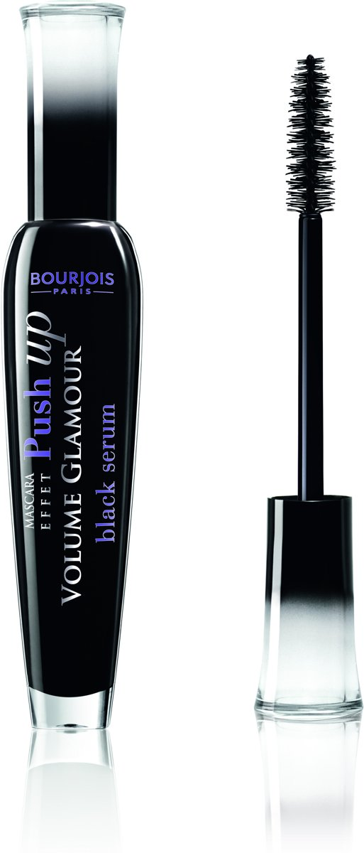 Bourjois Volume Glamour Push Up Black Serum Mascara