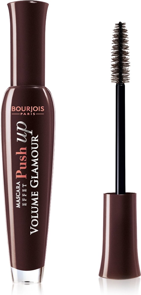 Bourjois Volume Glamour Push Up Brun Mascara - 72 Wonder Brown