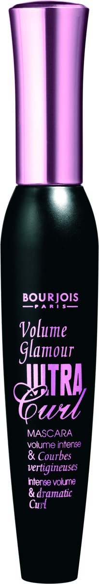 Bourjois Volume Glamour Ultra Curl Mascara - 01 Black Curl
