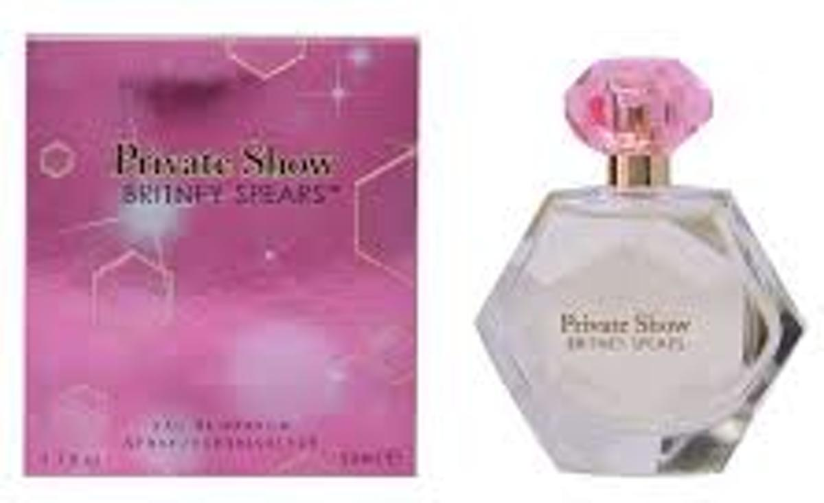 Britney Spears Britney Private Show - 30ml - Eau de parfum