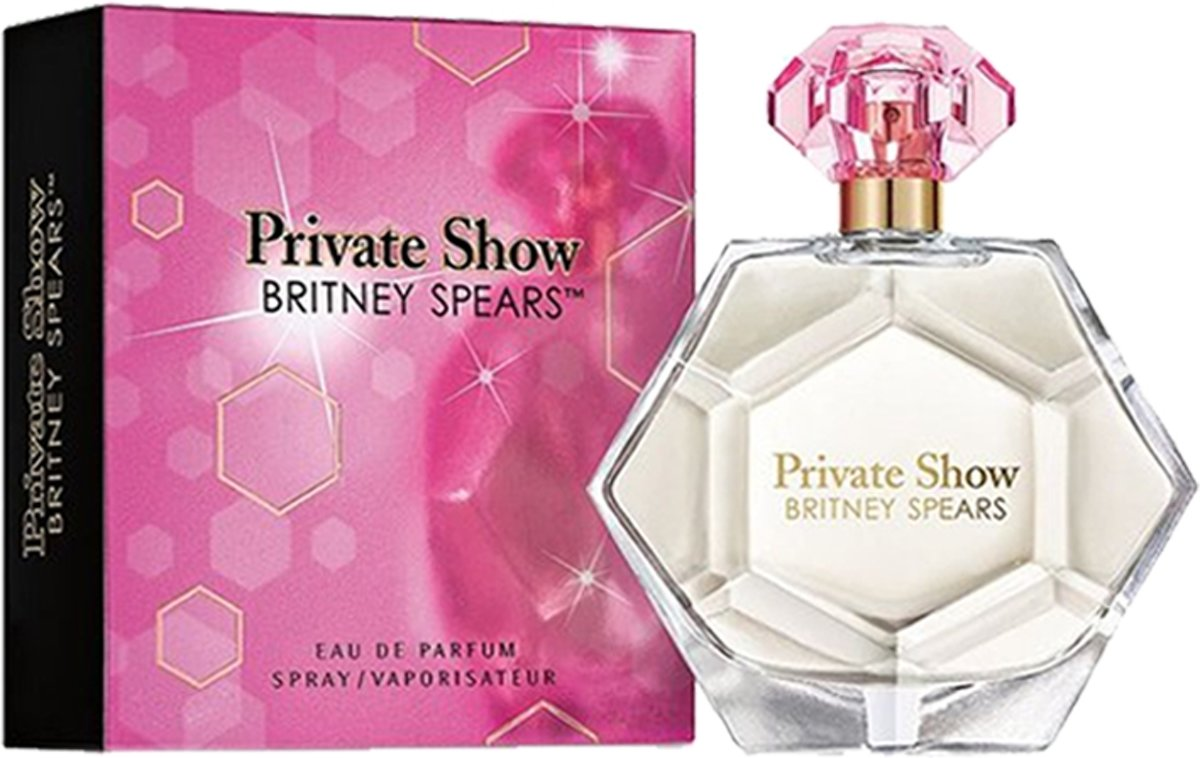Britney Spears Private Show 100 ml Vrouwen 100ml eau de parfum