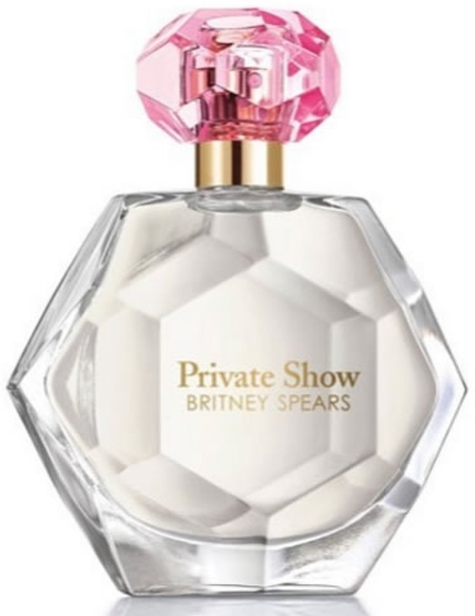 MULTI BUNDEL 2 stuks Britney Spears Private Show Eau De Perfume Spray 50ml