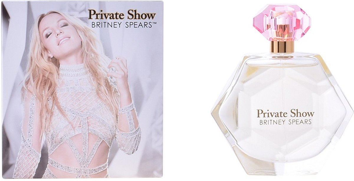 MULTI BUNDEL 2 stuks PRIVATE SHOW Eau de Perfume Spray 100 ml