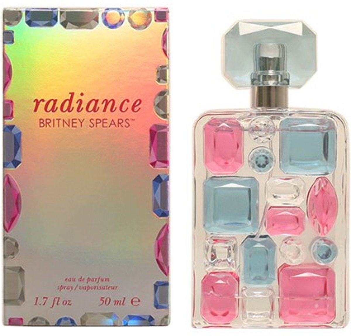MULTI BUNDEL 2 stuks RADIANCE Eau de Perfume Spray 50 ml