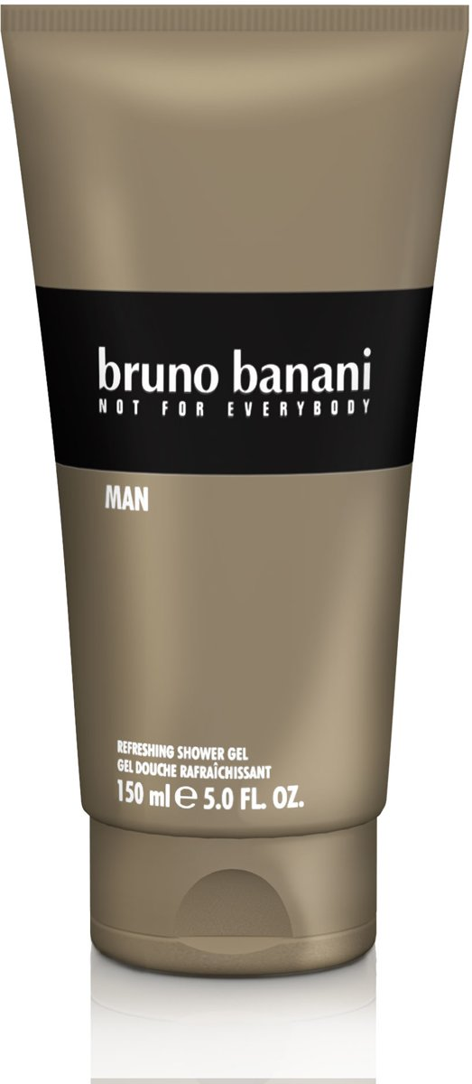 Bruno Banani Basics for Men Douchegel - 150 ml