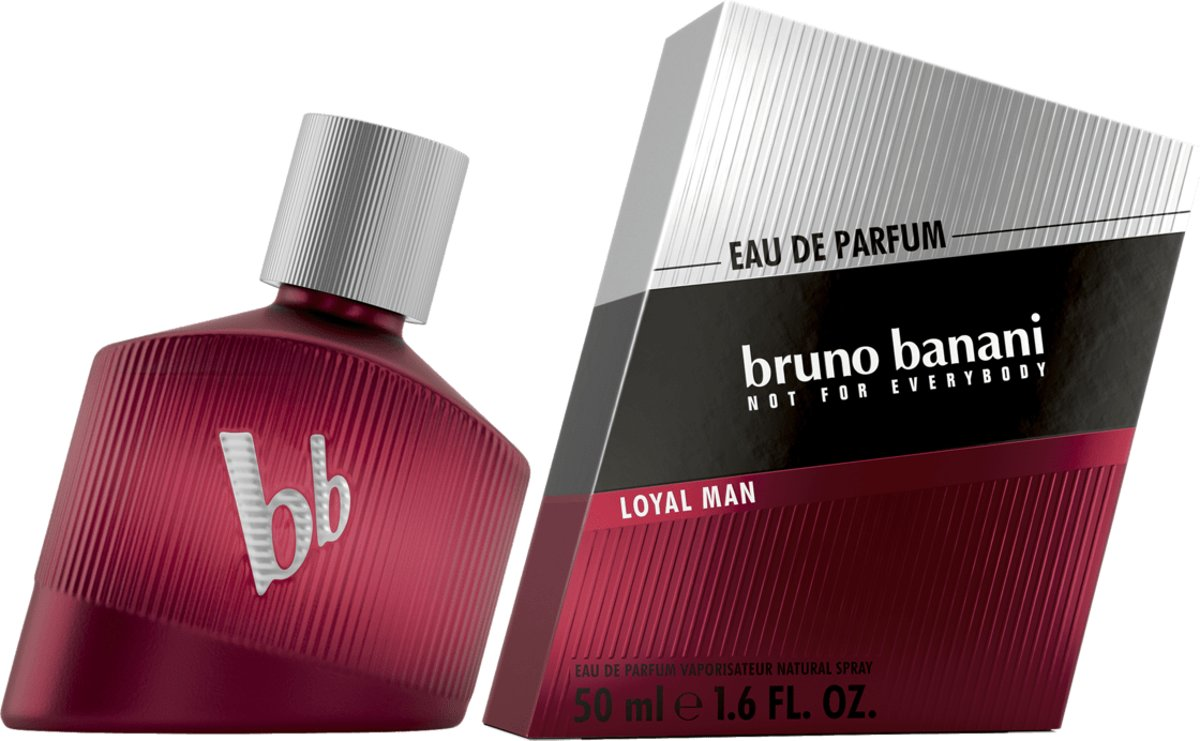 Bruno Banani Loyal Man eau de toilette 50 ml - Herenparfum