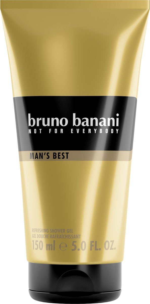 Bruno Banani Mens Best Douchegel - 150 ml