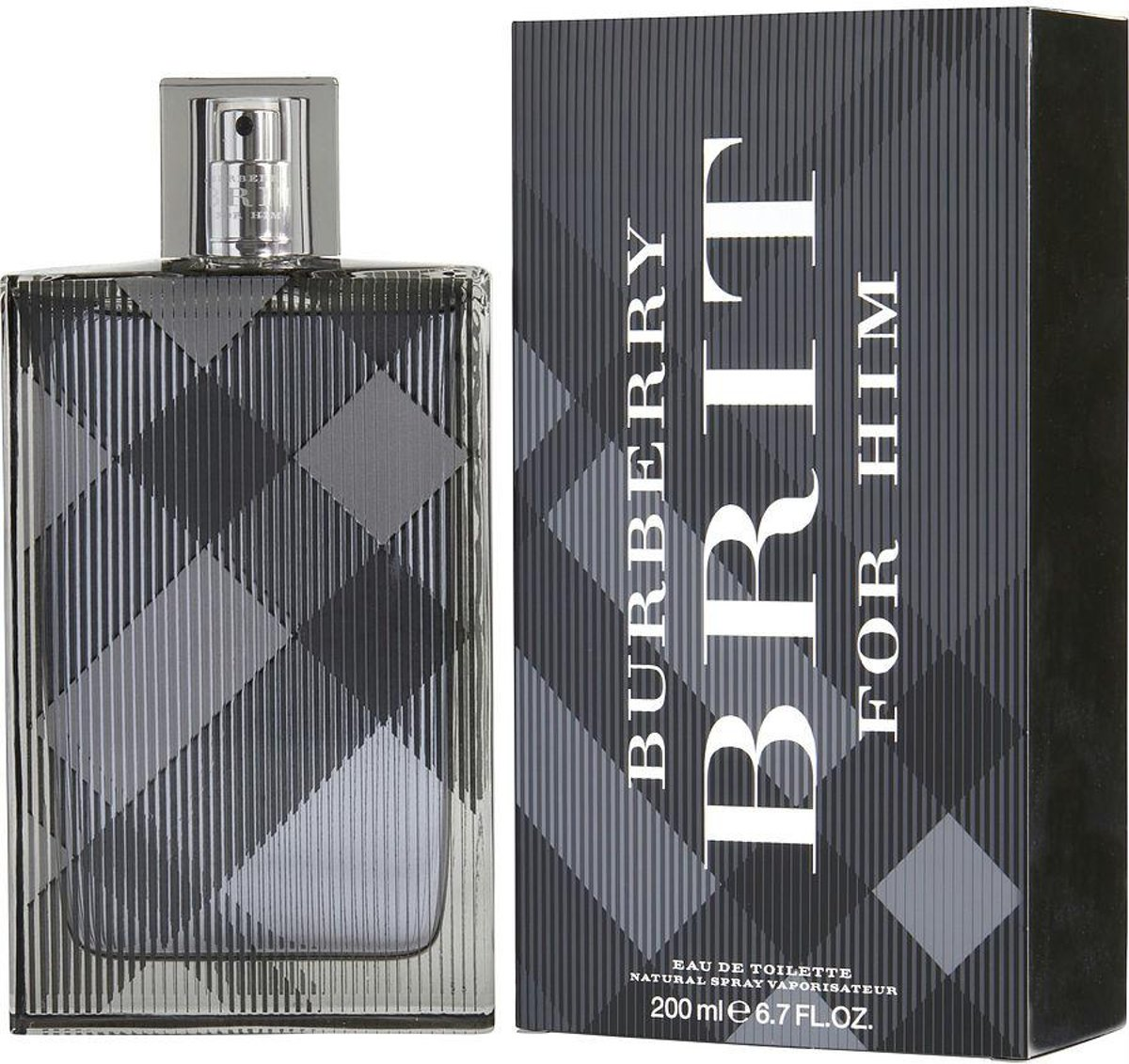 Burberry Brit Men EDT 200 ml
