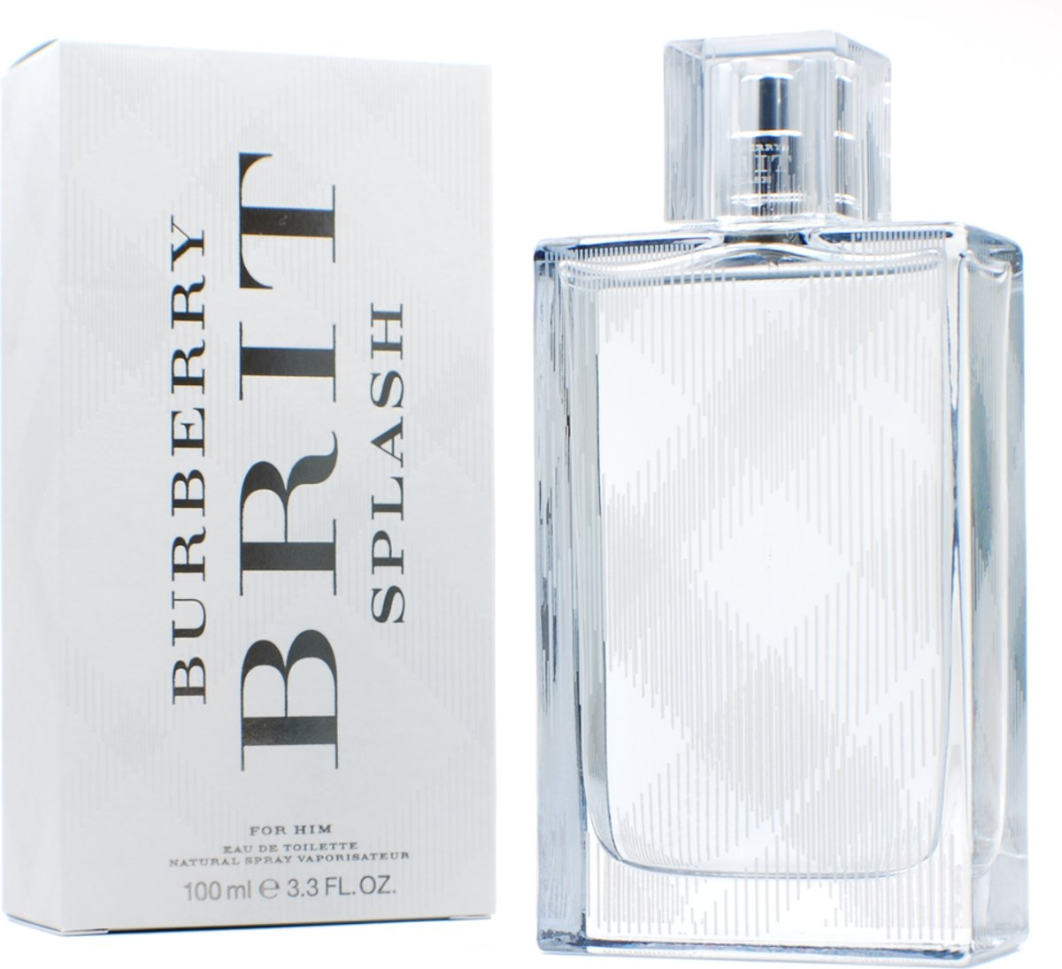 Burberry Brit Splash For Men - 100ml - Eau de toilette