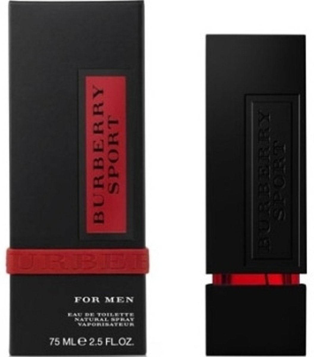 Burberry sport men edt 50 ml spray
