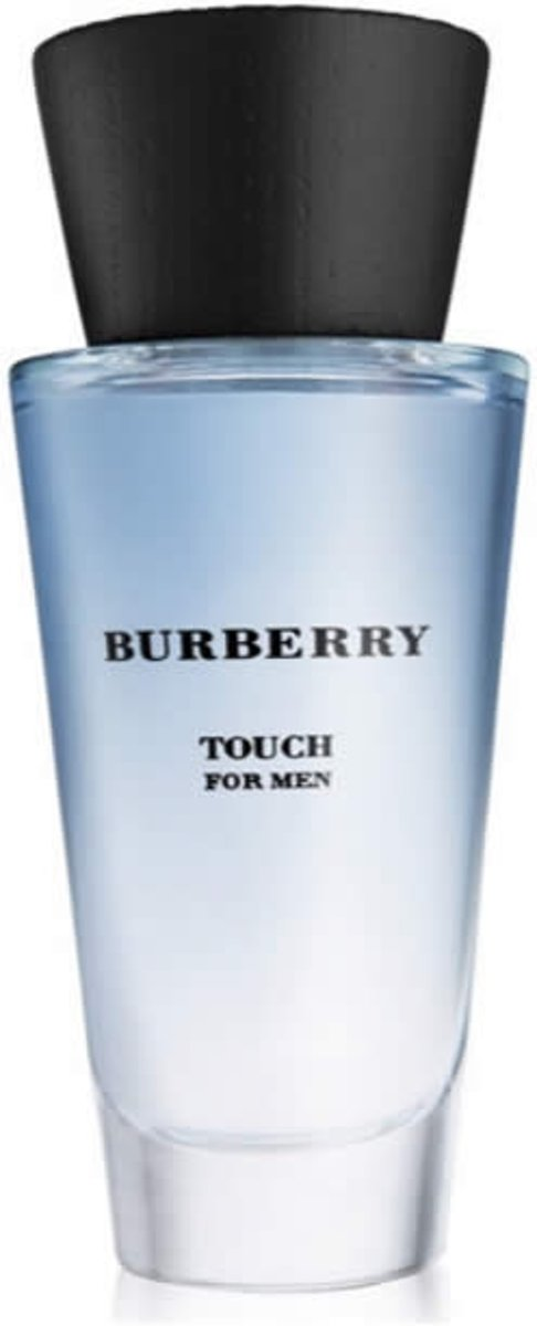 MULTI BUNDEL 2 stuks Burberry Touch Men Eau De Toilette Spray 100ml