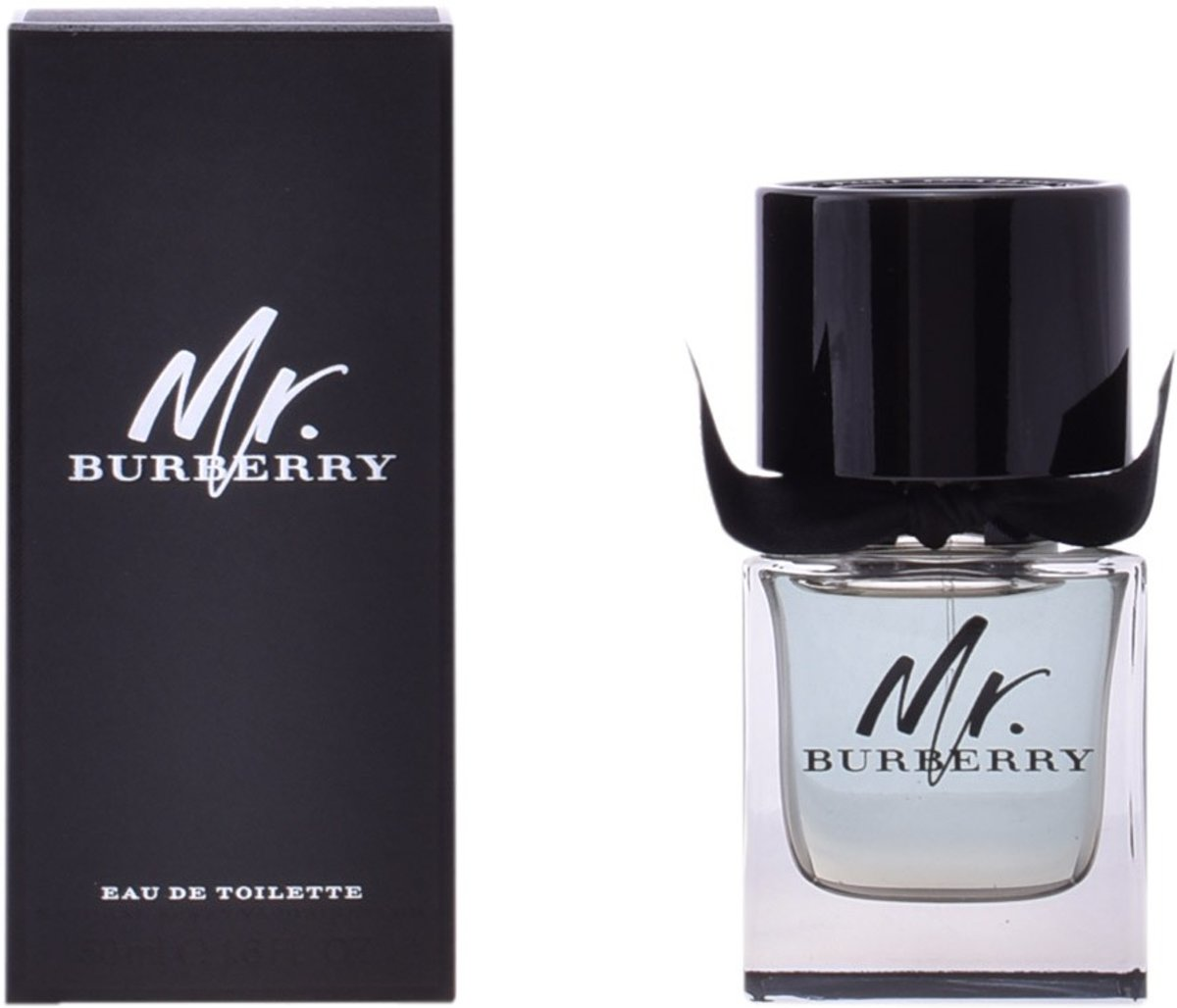 MULTI BUNDEL 2 stuks MR BURBERRY Eau de Toilette Spray 50 ml