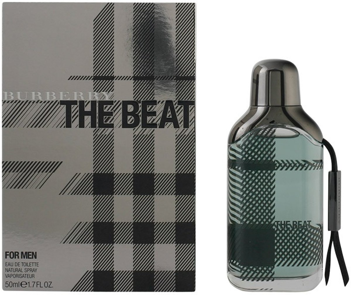 MULTI BUNDEL 2 stuks THE BEAT FOR MEN Eau de Toilette Spray 50 ml