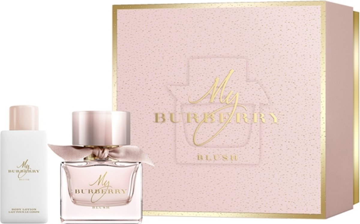 Parfumset voor Dames Blush Burberry (2 pcs)
