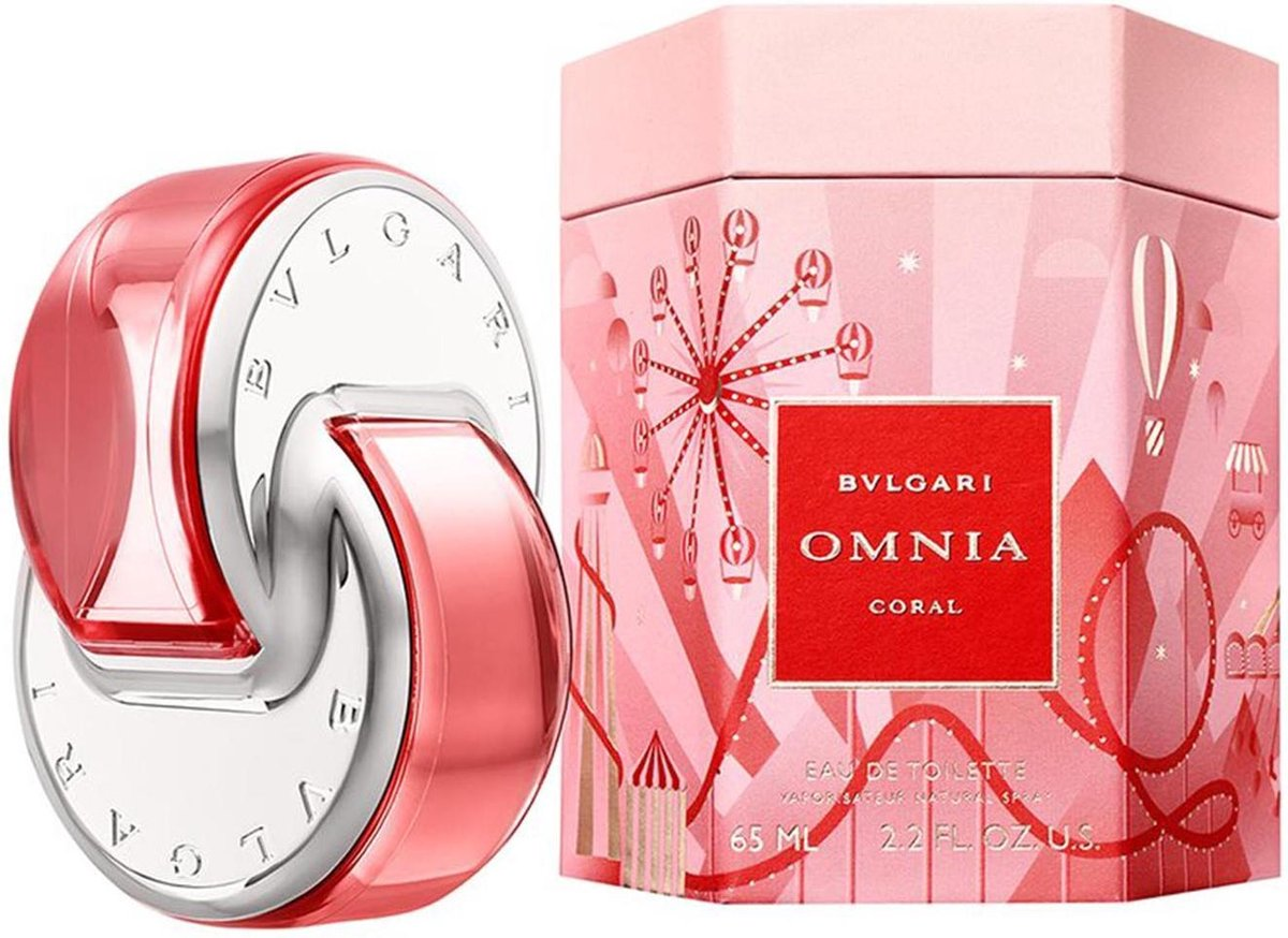 BVLGARI OMNIA CORAL edt spray 65 ml
