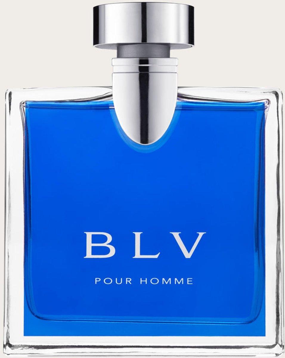 Bulgari Blv Pour Homme Mannen 50ml Eau De Toilette 783320881190