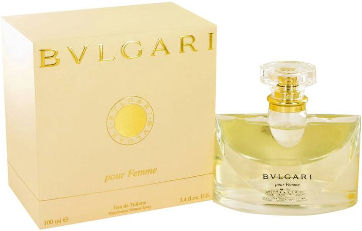 Bulgari Femme eau de toilette spray 100 ml