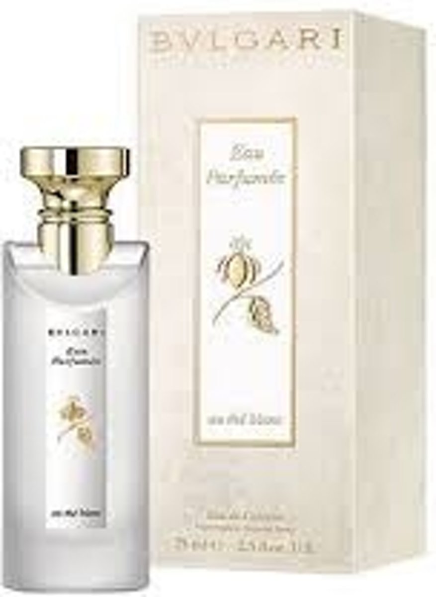 Bvlgari - Eau de cologne - Au the BLanc - 75 ml