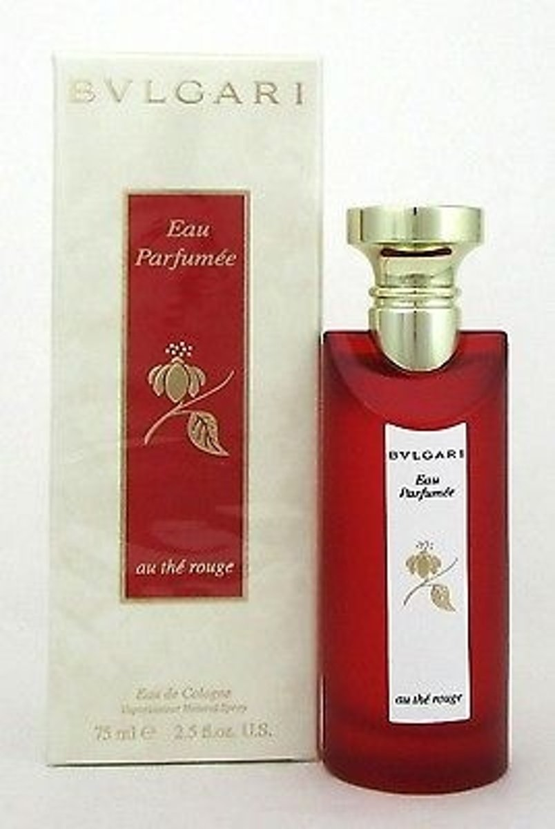 Bvlgari - Eau de cologne - Au the rouge - 75 ml