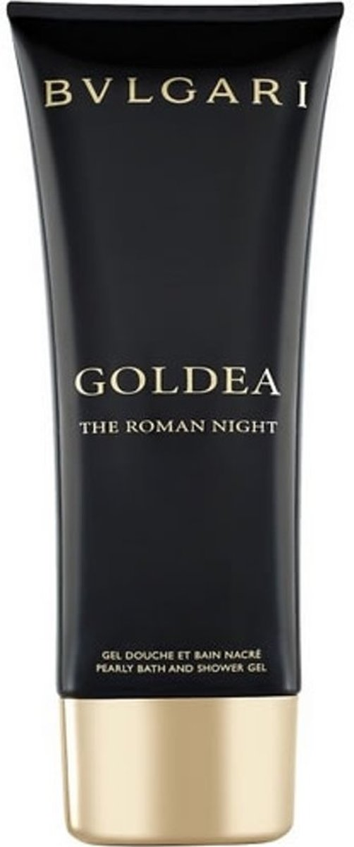 Bvlgari - Goldea The Roman Night - 100 ml - Pearly Bath and Shower Gel
