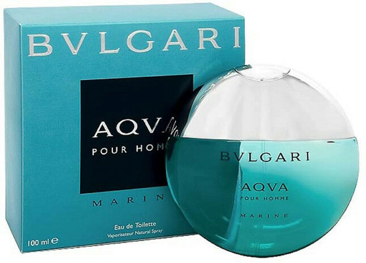 Bvlgari AQVA HOMME MARINE edt spray 100 ml