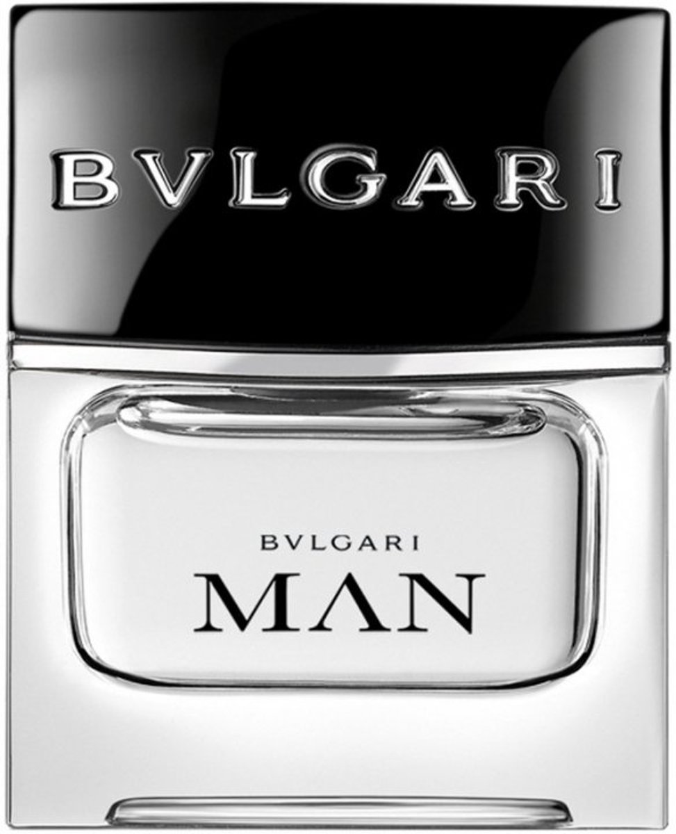 Bvlgari Man - 100 ml - Eau de toilette