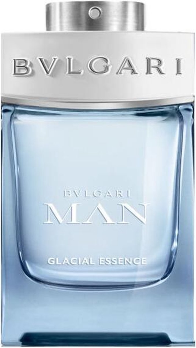 Bvlgari Man Glacial Essence Eau de parfum spray 100 ml