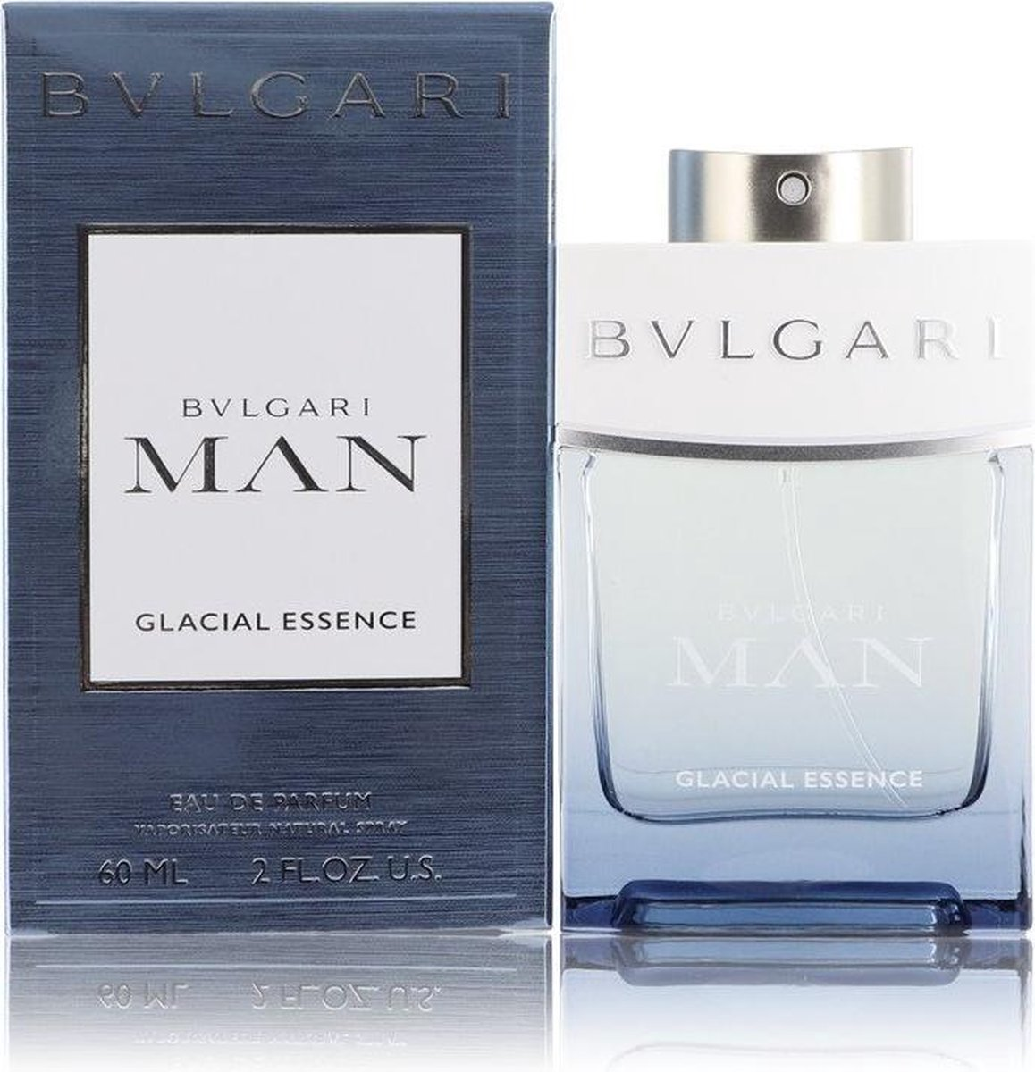 Bvlgari Man Glacial Essence Eau de parfum spray 60 ml