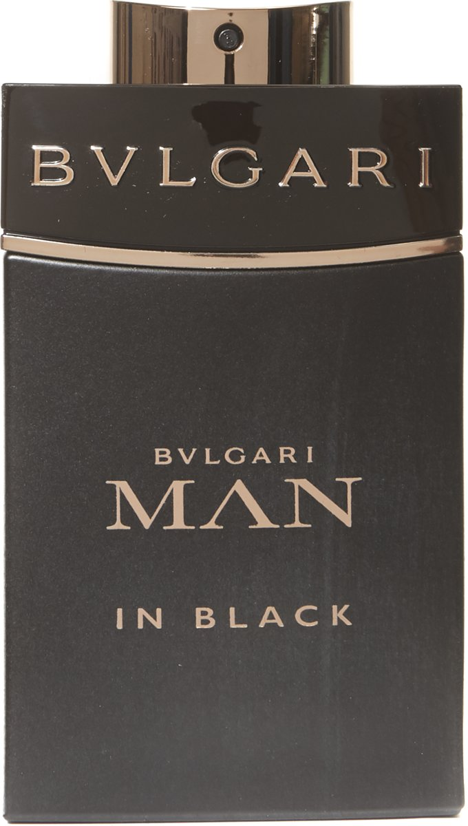 Bvlgari Man in Black 150 ml - Eau de Parfum - Herenparfum