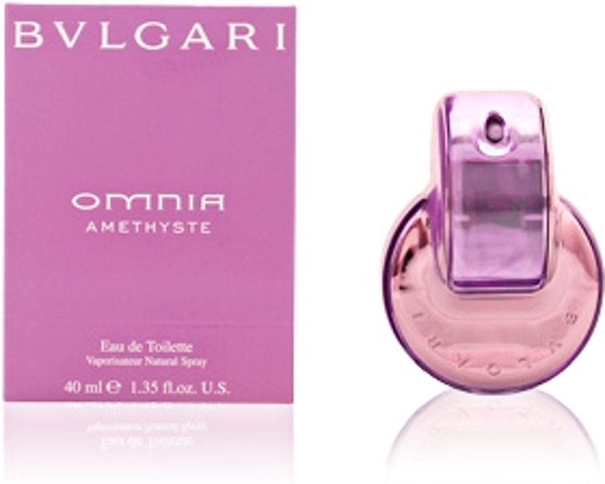 Bvlgari OMNIA AMETHYSTE edt spray 40 ml