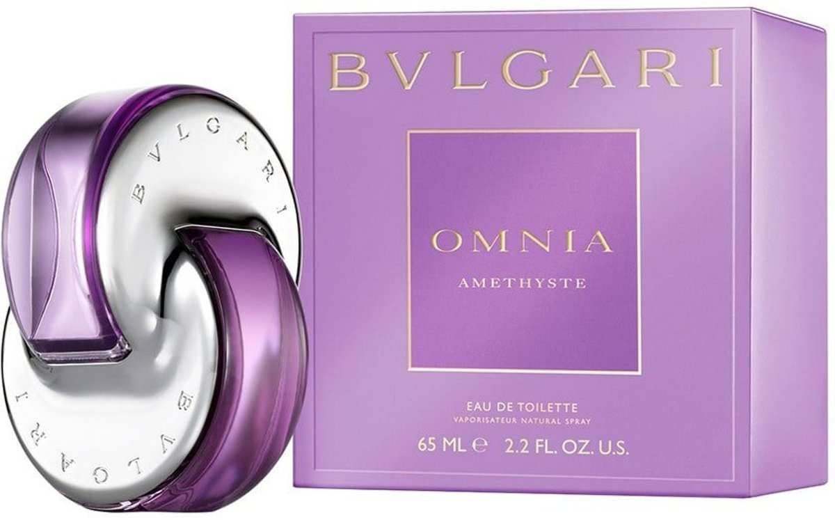 Bvlgari OMNIA AMETHYSTE edt spray 65 ml