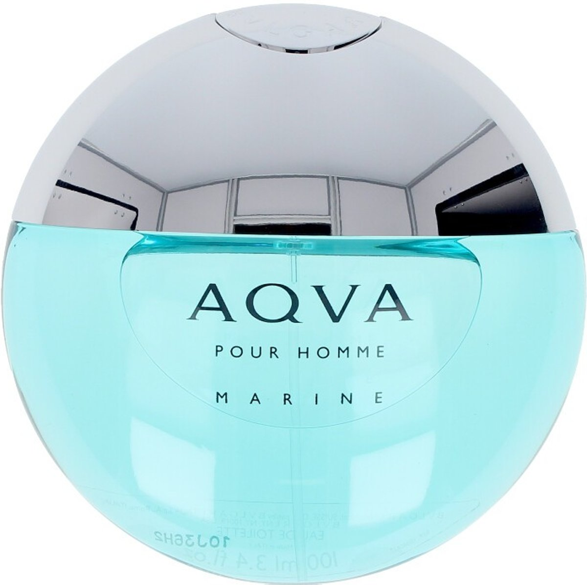 MULTI BUNDEL 2 stuks AQVA HOMME MARINE eau de toilette spray 100 ml