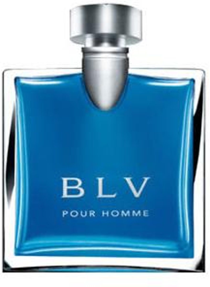 MULTI BUNDEL 2 stuks Bvlgari Blv Homme Eau De Toilette Spray 50ml