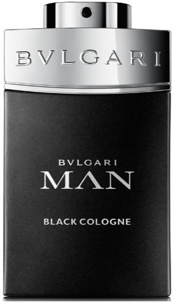 MULTI BUNDEL 2 stuks Bvlgari Man Black Cologne Eau De Toilette Spray 100ml