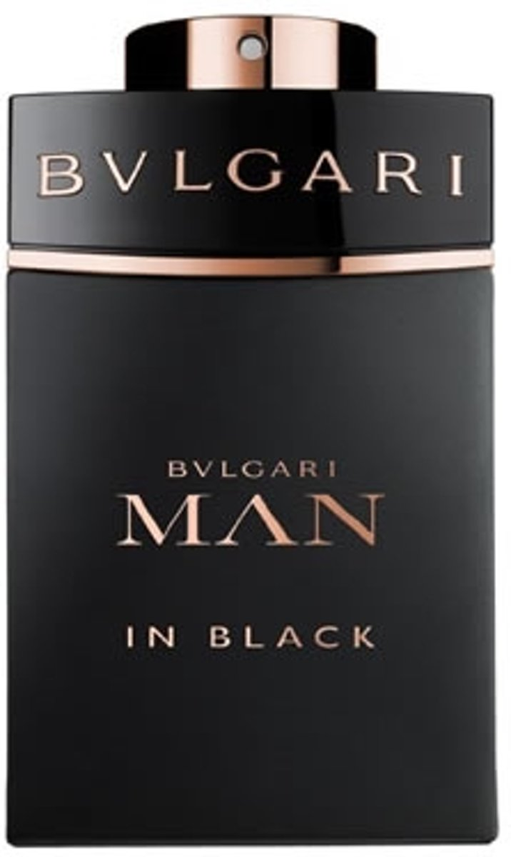 MULTI BUNDEL 2 stuks Bvlgari Man In Black Eau de Perfume Spray 100ml