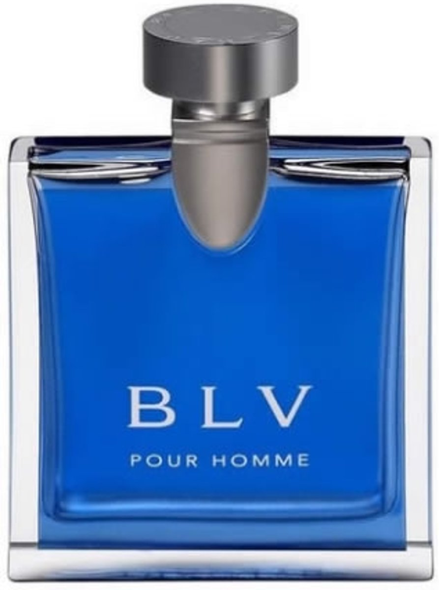 MULTI BUNDEL 3 stuks Bvlgari Blv Homme Eau De Toilette Spray 100ml
