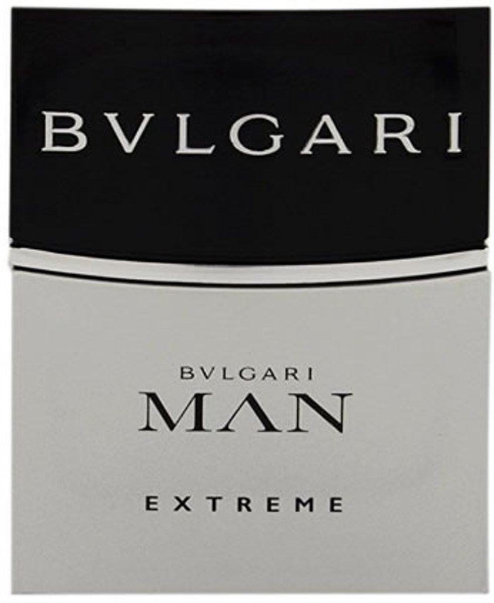 MULTI BUNDEL 3 stuks Bvlgari Man Extreme Eau De Toilette Spray 30ml