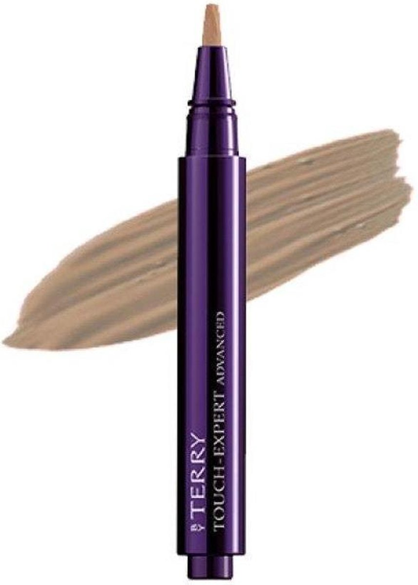 By Terry Touch-Expert Advanced Concealer Brush - Amber Brown