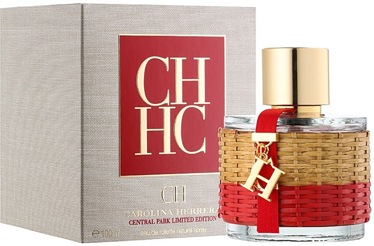 CH CENTRAL PARK limited edition edt vapo 100 ml