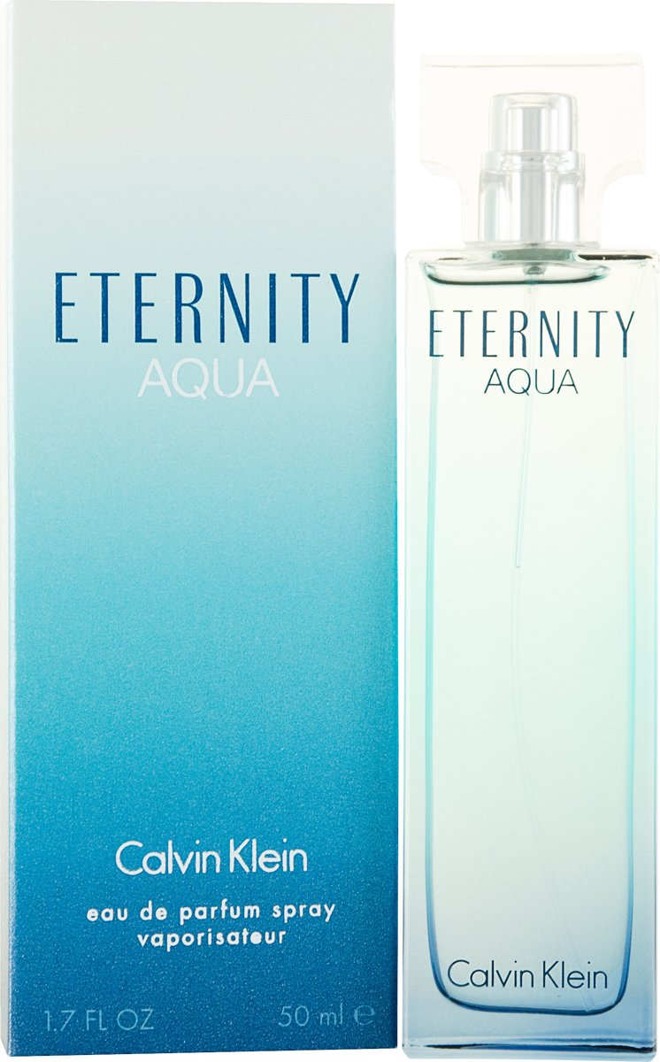 CK Eternity Aqua for Woman - 50 ml - Eau de parfum