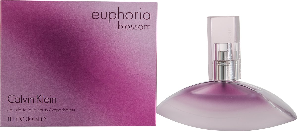 CK Euphoria Blossom for Woman - 30 ml - Eau de toilette