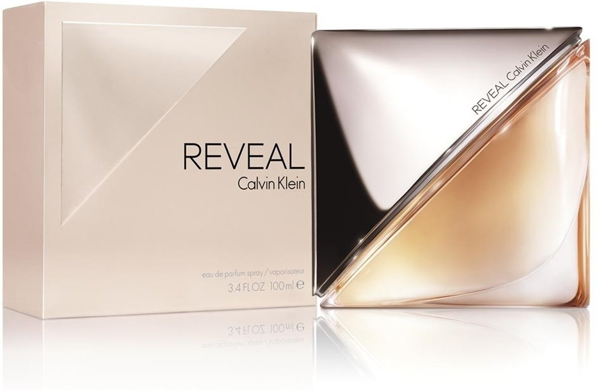 Calvin Klein - Eau de toilette - Reveal - 200 ml