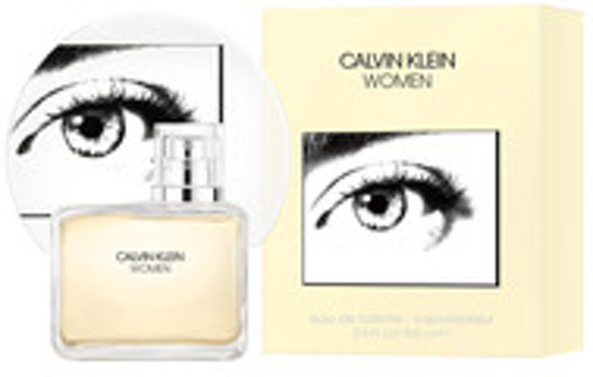Calvin Klein CALVIN KLEIN WOMEN edt spray 100 ml