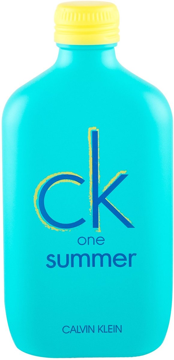 Calvin Klein Ck One Summer 2020 Eau de toilette spray 100 ml