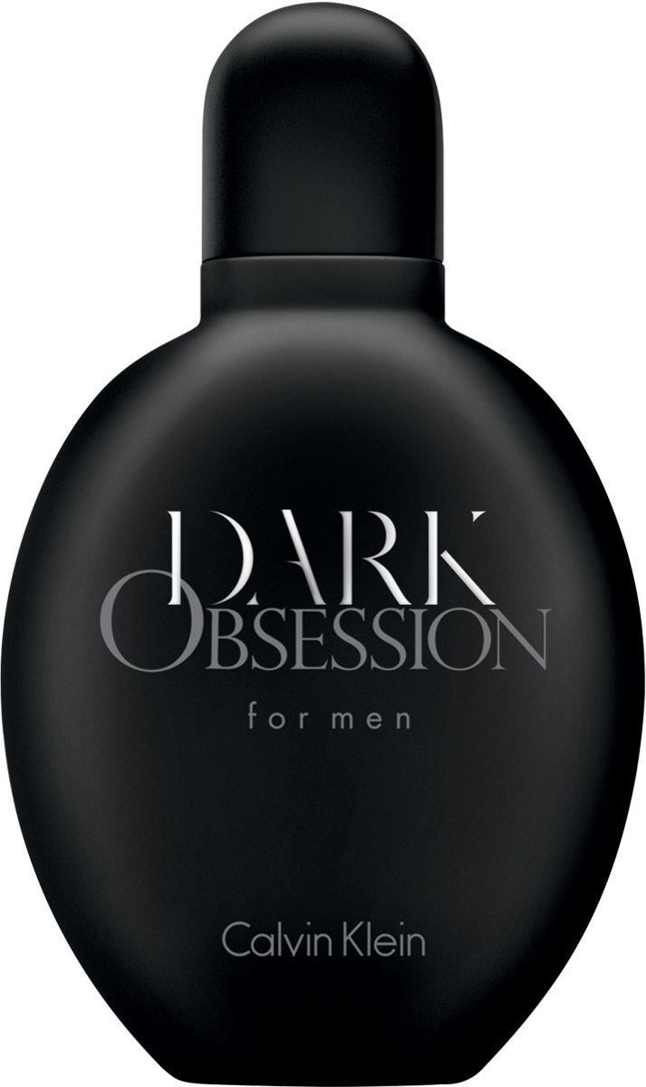 Calvin Klein Dark Obsession 125ml Mannen 125ml eau de toilette