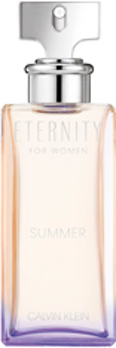 Calvin Klein ETERNITY SUMMER FOR WOMEN 2019 edt spray 100 ml