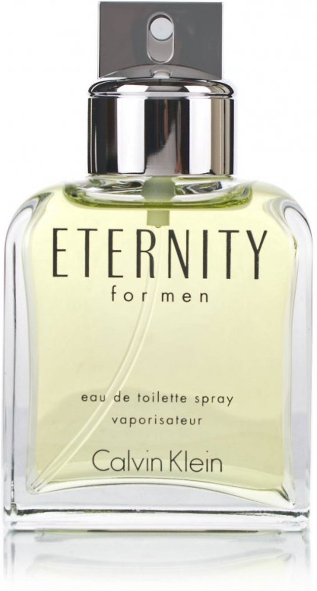 Calvin Klein Eternity 200 ml - Eau De Toilette - Herenparfum
