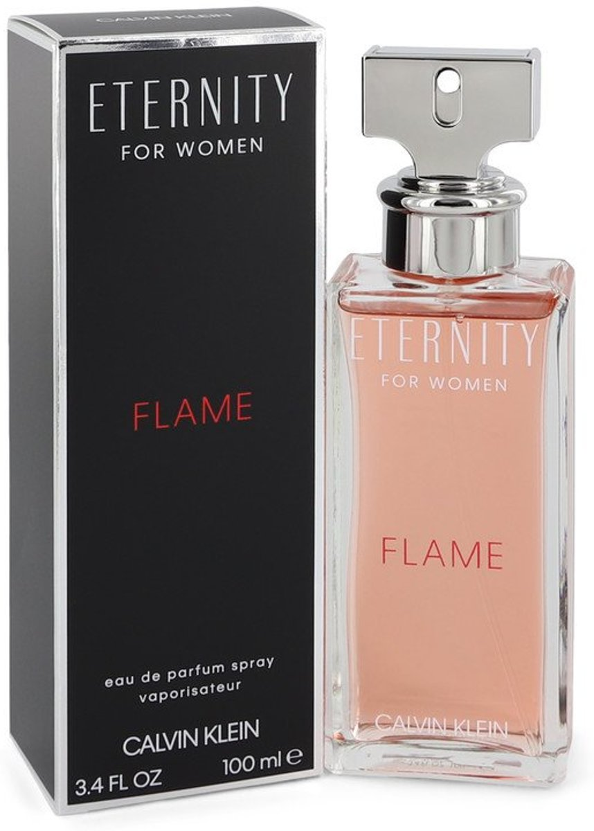 Calvin Klein Eternity Flame eau de parfum spray 100 ml